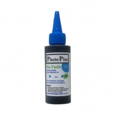 100ml Bottle of Cyan Archival Ink Compatible with Brother Printers.