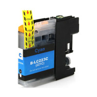 Compatible Cartridge for Brother LC223 Cyan Ink Cartridge - XL.